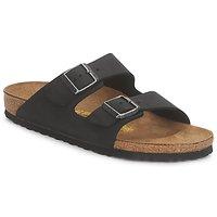 鞋子 男士 休闲凉拖/沙滩鞋 Birkenstock 勃肯 ARIZONA PREMIUM 黑色