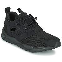 鞋子 男士 球鞋基本款 Reebok 锐步 FURYLITE 黑色