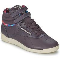 鞋子 女士 高帮鞋 Reebok Classic F/S HI GEO GRAPHICS 紫罗兰