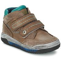 鞋子 女孩 高帮鞋 Acebo's ACERA 灰褐色