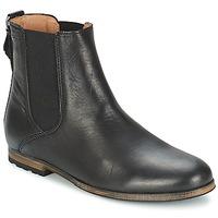 鞋子 女士 短筒靴 Aigle MONTAIGU 2 黑色