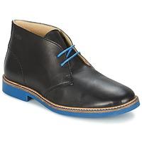 鞋子 男士 短筒靴 Aigle DIXON MID 3 黑色