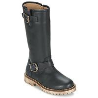 鞋子 女孩 都市靴 Garvalin GALERA 黑色