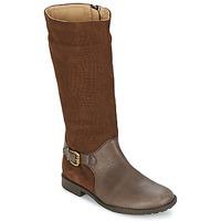 鞋子 女孩 都市靴 Garvalin KAISER Y SERRAJE GRABADO 棕色