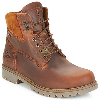 鞋子 男士 短筒靴 Panama Jack 巴拿马 杰克 AMUR GTX 棕色