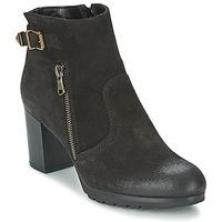 鞋子 女士 短靴 Samoa FINOLER 黑色