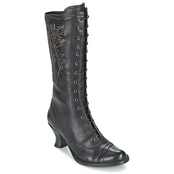 鞋子 女士 都市靴 Neosens ROCOCO 黑色
