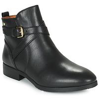 鞋子 女士 短筒靴 Pikolinos 派高雁 ROYAL BO 黑色