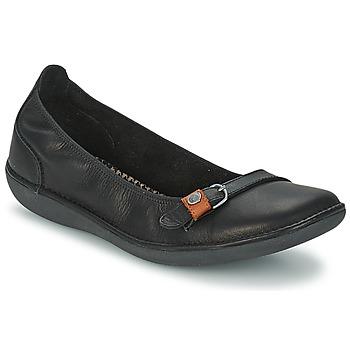 鞋子 女士 平底鞋 TBS MALINE 黑色