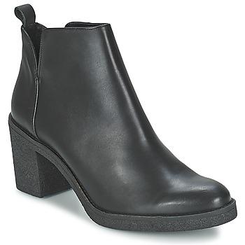 鞋子 女士 短靴 Miista KENDALL 黑色