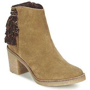 鞋子 女士 短靴 Miista BRIANNA 棕色