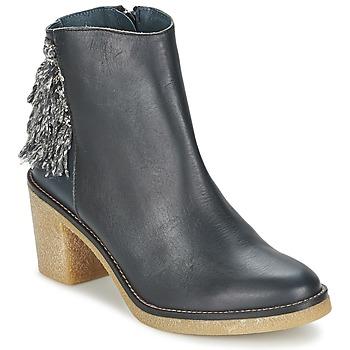 鞋子 女士 短靴 Miista BRIANNA 蓝色 / 海蓝色