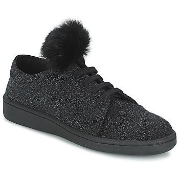 鞋子 女士 球鞋基本款 Miista ADALYN 蓝色 / Fonce