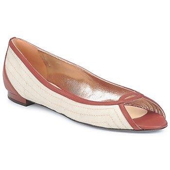 鞋子 女士 平底鞋 Azzaro 阿莎露 JOUR 米色 / 驼色