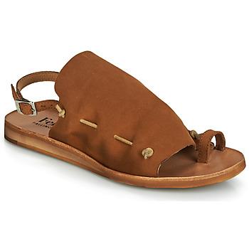 鞋子 女士 凉鞋 Felmini COGNACEJE 棕色