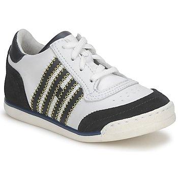 鞋子 兒童 球鞋基本款 Hip ARCHIK 白色 / 藍色