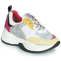 鞋子 女士 球鞋基本款 Meline PUNKY DADDY 白色 / 玫瑰色