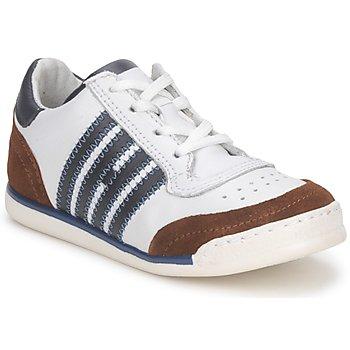 鞋子 儿童 球鞋基本款 Hip ARCHIK 白色 / 棕色