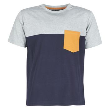 衣服 男士 短袖体恤 Casual Attitude JERMENE 灰色 / 海蓝色