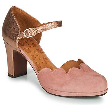 鞋子 女士 高跟鞋 Chie Mihara SELA 玫瑰色