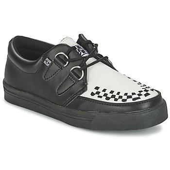 鞋子 德比 TUK CREEPERS SNEAKERS 黑色 / 白色