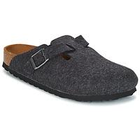 鞋子 洞洞鞋/圆头拖鞋 Birkenstock 勃肯 BOSTON 灰色