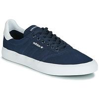 鞋子 球鞋基本款 Adidas Originals 阿迪达斯三叶草 3MC 蓝色 / 海军蓝