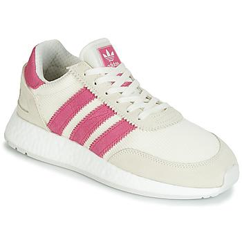 鞋子 女士 球鞋基本款 Adidas Originals 阿迪达斯三叶草 I-5923 W 白色