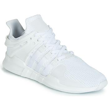 鞋子 男士 球鞋基本款 Adidas Originals 阿迪达斯三叶草 EQT SUPPORT ADV 白色