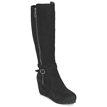 鞋子 女士 都市靴 Moda In Pelle SITA 黑色