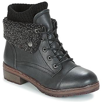 鞋子 女士 短筒靴 Coolway BRING 黑色