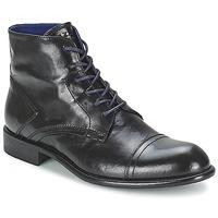 鞋子 男士 短筒靴 Azzaro 阿莎露 EPICOR 黑色