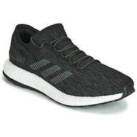 鞋子 男士 跑鞋 adidas Performance 阿迪达斯运动训练 PureBOOST 黑色