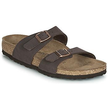 鞋子 女士 休闲凉拖/沙滩鞋 Birkenstock 勃肯 SYDNEY 棕色