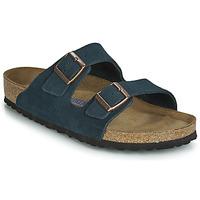 鞋子 男士 休闲凉拖/沙滩鞋 Birkenstock 勃肯 ARIZONA SFB 海蓝色
