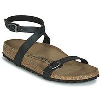 鞋子 女士 凉鞋 Birkenstock 勃肯 DALOA 黑色