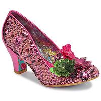鞋子 女士 高跟鞋 Irregular Choice CARIAD 玫瑰色