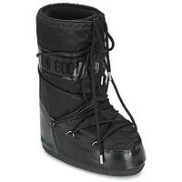 鞋子 女士 雪地靴 Moon Boot MOON BOOT GLANCE 黑色