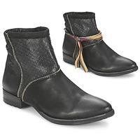鞋子 女士 短筒靴 Felmini RYO 黑色