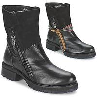 鞋子 女士 短筒靴 Felmini CLARA 黑色