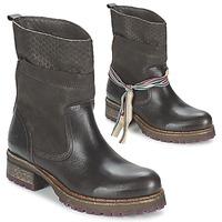 鞋子 女士 短筒靴 Felmini CLARA 棕色
