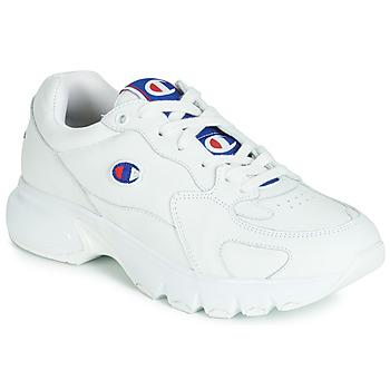 鞋子 女士 球鞋基本款 Champion CWA-1 LEATHER 米色
