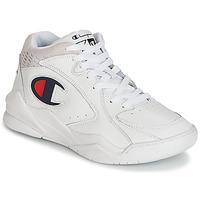 鞋子 男士 高帮鞋 Champion ZONE MID 白色