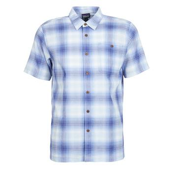 衣服 男士 短袖襯衫 Patagonia 巴塔哥尼亞 A/C Shirt 藍色