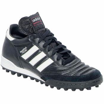 鞋子 足球 adidas Performance 阿迪达斯运动训练 MUNDIAL TEAM DUR 黑色 / 白色