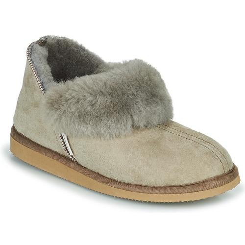 鞋子 女士 拖鞋 Shepherd KARIN 灰色