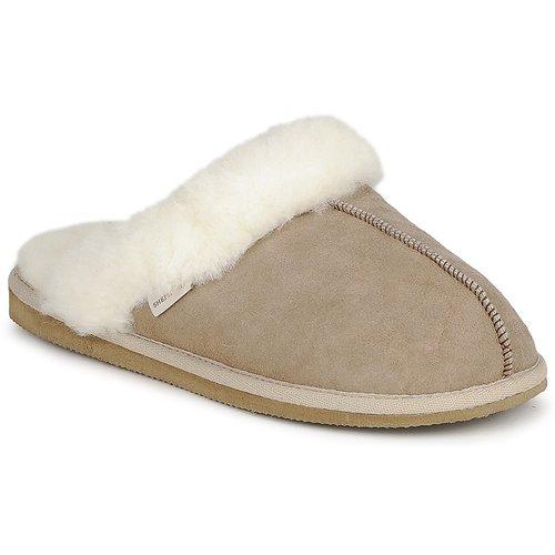 鞋子 女士 拖鞋 Shepherd JESSICA 米色