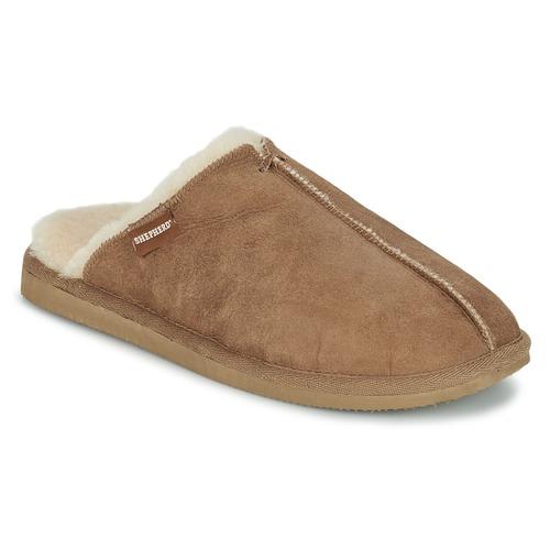 鞋子 男士 拖鞋 Shepherd HUGO 驼色