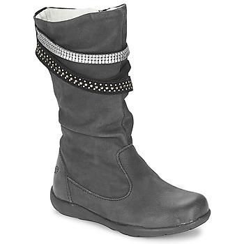 鞋子 女孩 都市靴 Primigi CHARLIZE 黑色