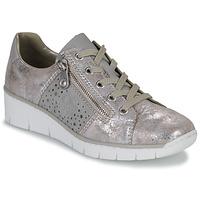 鞋子 女士 球鞋基本款 Rieker 瑞克尔 RIKTUS 金色